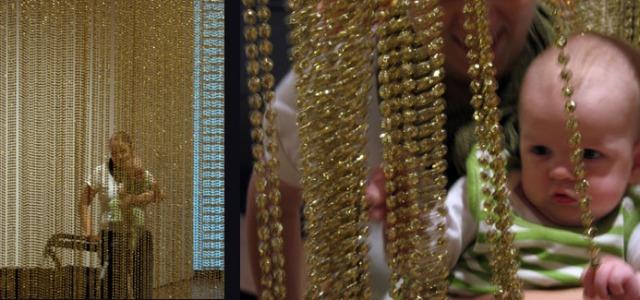 """Felix Gonzalez-Torres's """"Untitled"""" (Golden)"""
